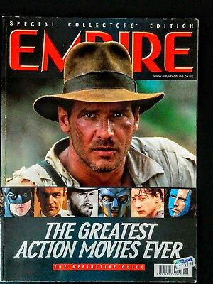 Empire Film Magazine Special - The Greatest Action Movies Ever (Classic Cinema)