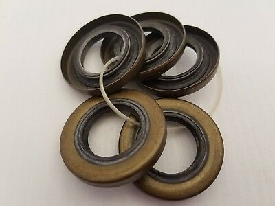 """Nok Ad7765E Or Ad7765Eo  Oil Seal 1 X 1.75 X .25"""" Lot Of 5 ~ New"""