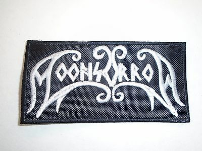 Moonsorrow Embroidered Patch