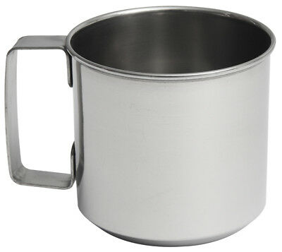12 oz Lindy's Stainless Steel BPA Free Child's Drinking Cup Plain Mug - 734901