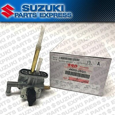 2002 - 2006 Suzuki Ozark 250 Lt-F 250 Ltf Fuel Petcock On Off Valve 44300-05G01