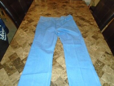 Levi's Vintage 1970's Mens Jeans Size 40X30 Excellant Condition Orange Tab