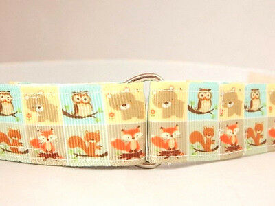 Animal toddler belt ,Handmade, adjustable, UK handmade belt for children