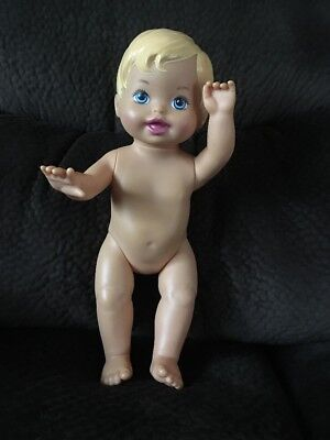 "13"" Little Mommy Scrub-A-Dub-Dub Doll"