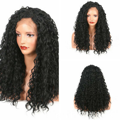 Fashion Lace Front Remy Peruvian Curly Lace Wigs Baby Hair For Women