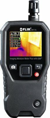 FLIR MR176 Thermal Imaging Moisture Meter Plus with IGM™Temperature and Humidity
