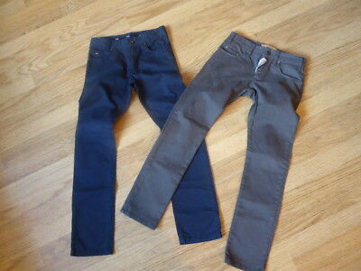 2 pairs boys jeans HUGO BOSS/JOHN GALLIANO good condition