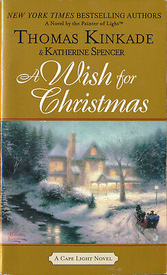 A Cape Light Novel #10: A Wish for Christmas by Katherine Spencer and ...