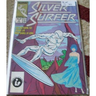 Silver Surfer (1987 2nd Series) #2...Published August 1987 by Marvel