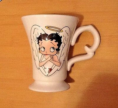 Betty Boop 3-D Cup Mug 2001 (Hard-to-Find)