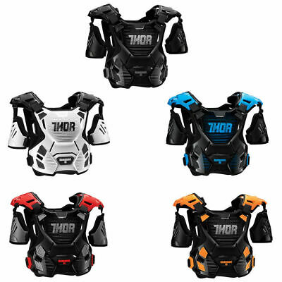 Thor Guardian Race Motocross Dirt Bike Chest Protector Body Armour Adults