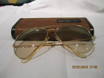 Ray Ban Sonnenbrille vintage