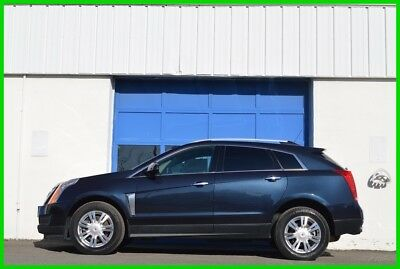 2015 Cadillac SRX Luxury Collection Leather Heated Seats Heated Steering Wheel Navigation Panoramic Moonroof Bose