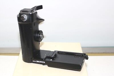 EXC++ BRONICA ZENZA SPEED WINDER S GRIP FOR ETR ETRS ETRSi, VERY CLEAN