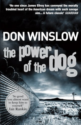 Winslow,don-Power Of The Dog, The  Book New