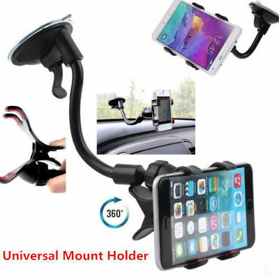 Universal Car Windshield Dashboard Suction Cup Stand Mount Holder For Cell Phone