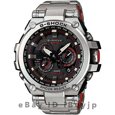 Casio G-Shock MTG-S1000D-1A4JF Triple G Tough Solar Atomic Multiband 6 Watch