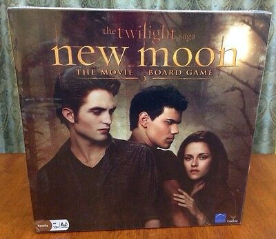 Buffy the vampire slayer the board game aud for New moon vampire movie