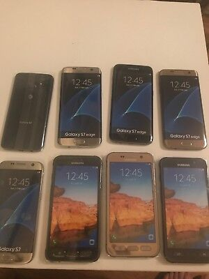 New Rep Display Dummy Cell Phone Samsung Galaxy S7 / S7 Edge / S7 Active
