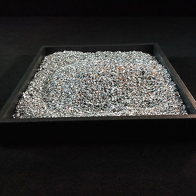 15 Ounces of 90/10 Aluminum/Copper Grain Blend, Orgone, Science Projects, Alloy