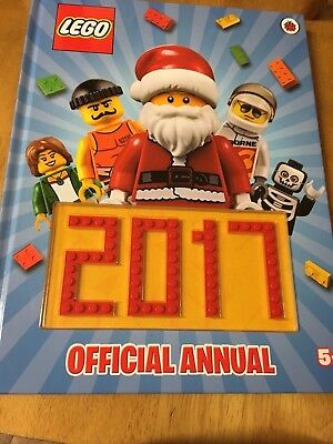 Lego 2017 Official Annual