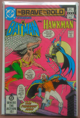 DC Comics THE BRAVE AND THE BOLD # 186 (1982) BATMAN HAWKMAN FN+