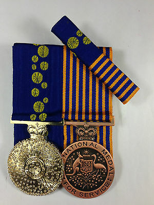 Order of Australia Medal, National Medal
