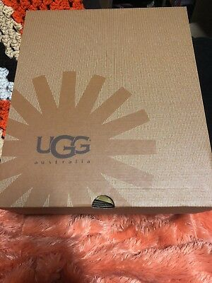 Empty Ugg Box for woman's size 8 boot, great condition