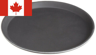 STANTON Trading Non Skid Rubber Lined 14-Inch Plastic Round Economy Serving...