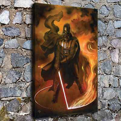 A2931 Star Wars Jedi Knight Home Decor HD Canvas Print Picture Wall Art Painting