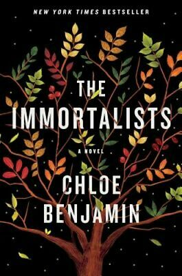 The Immortalists by Chloe Benjamin: Used
