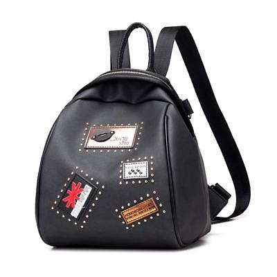 Women's Backpack Women Luxury Backpack Patches Fashion Backpack Girls School Bag
