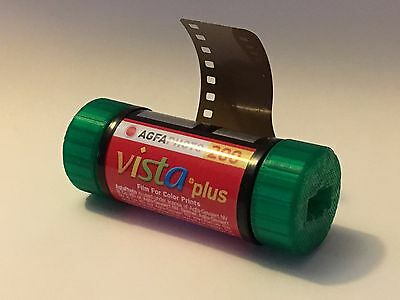 35mm to 120 film adapters