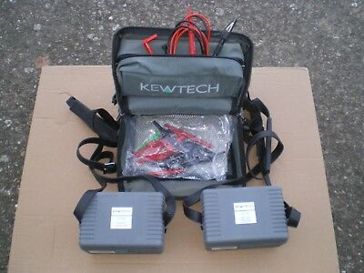 Kewtech Martindale electrical test equipment Loop RCD Continuity
