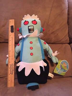 The Jetsons Rosie The Maid Plush *NWT*