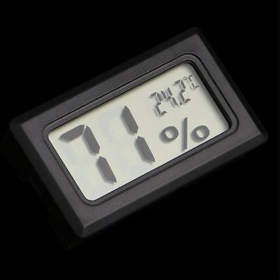 Gauge Monitor Indoor Digital Mini Hygrometer LCD Thermometer Humidity