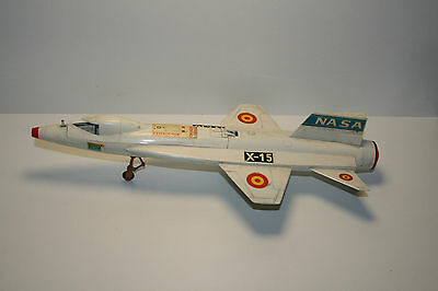 Avion Nave Nasa X-15 Sanchis
