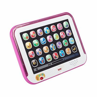 Fisher-Price Smart Tablet Educational Toy for 1 2 Year Old Boys Girls Toddlers P