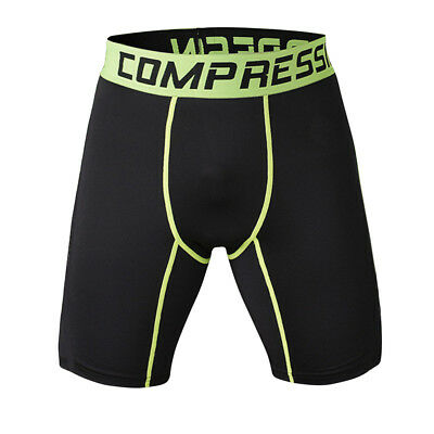 Cool Active Compression Shorts Breathable Athletic Running Shorts for Training