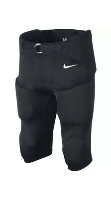 Nike TEAM  padded FOOTBALL compression shorts boys sz large