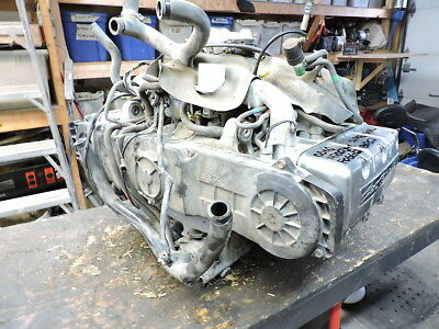 Honda Goldwing Gl 1500 Gl1500 Engine Motor Moteur 2000 142 000Km Only
