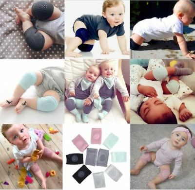 US Newborn Infant Baby Girls Boys Fashion Knee Pads Sock