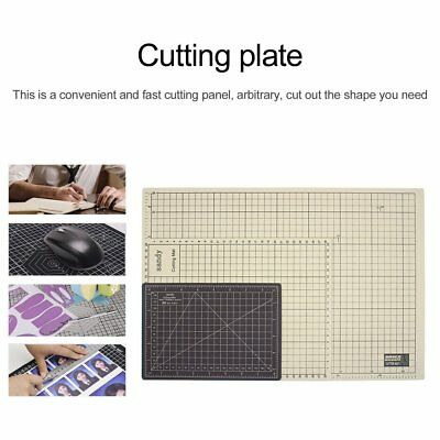 Double Color A5 PVC Sewing Cutting Mats Office Students Engraving Cutting Mat S2
