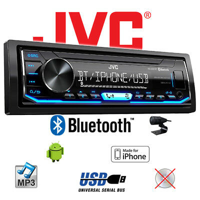 JVC KD-X351BT - Bluetooth MP3/USB Android iPhone Autoradio KFZ PKW Radio Auto