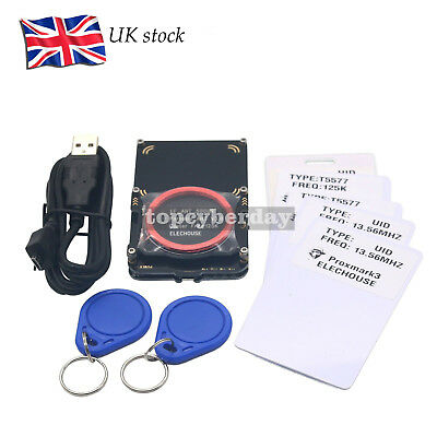 Update PM3 Proxmark 3 Easy 3.0 DIY Kits ID NFC RFID Card Reader for Elevator UK