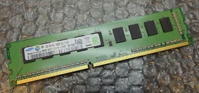 2GB Samsung HP 637458-571 PC3-10600E 1Rx8 DDR3 Unbuffered ECC Server Memory RAM