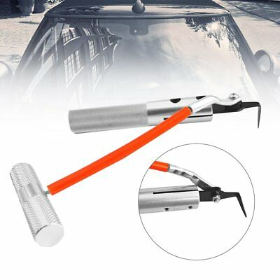 Car Auto Windshield Remover Window Glass Seal Kit Removal Repair Hand Tools G3