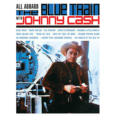 Johnny Cash – All Aboard The Blue Train CD