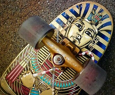 Vintage Santa Cruz  Skateboard  by Legendary Artist Jim Phillips