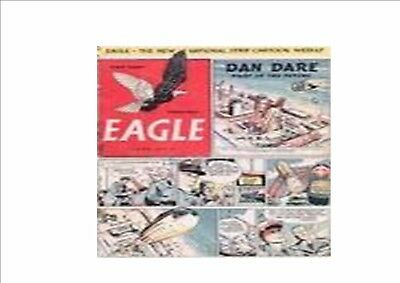 Eagle Comics and Dan Dare Mp3 collection